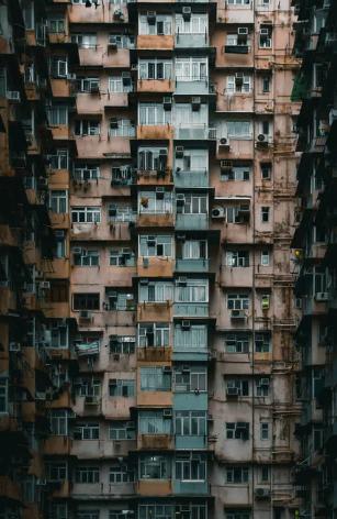 Quarry Bay, Гонконг / @_kennyc_ (Великобритания)