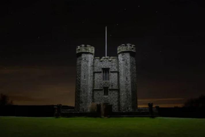Hiorne Tower, Арундел, Западный Суссекс, Великобритания / @bear.martin (Новая Зеландия)