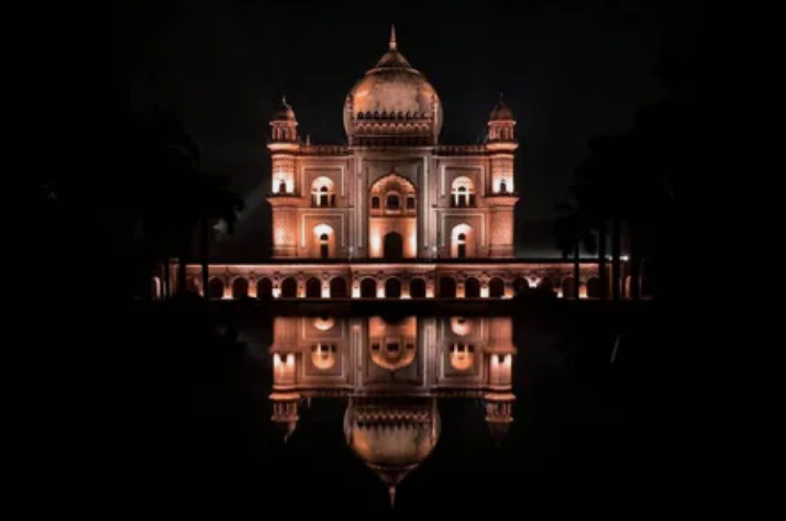 гробница Сафдарджунг, Дели, Индия / @ghumakkadpandit (Индия)