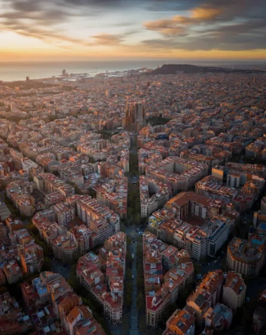 Барселона, Испания / @leemumford8 (Великобритания)