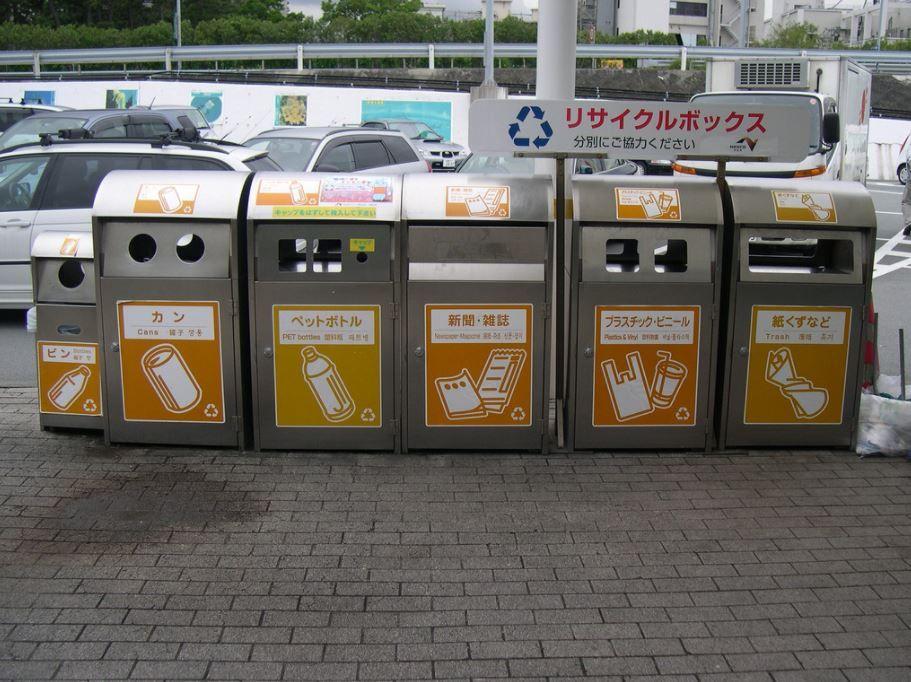 мусор, переработка