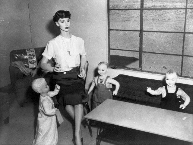 Дум-таун: поселение манекенов для ядерных испытаний