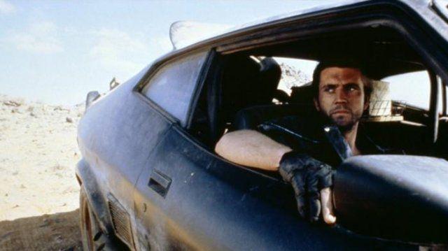 Гибсон, фильм, автомобиль