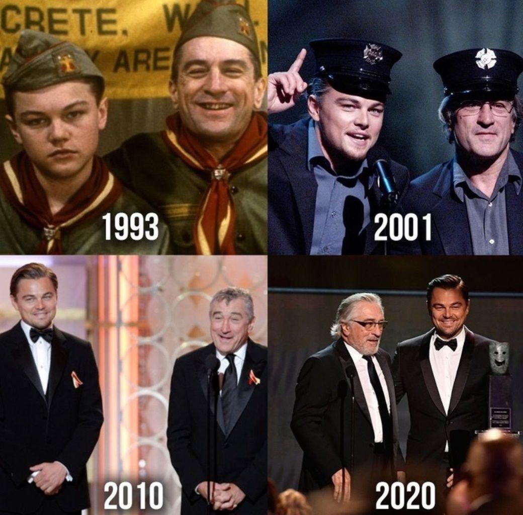 Леонардо Ли Каприо