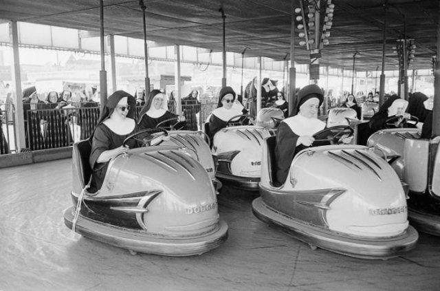Монахини вышли в мир: однажды в Америке