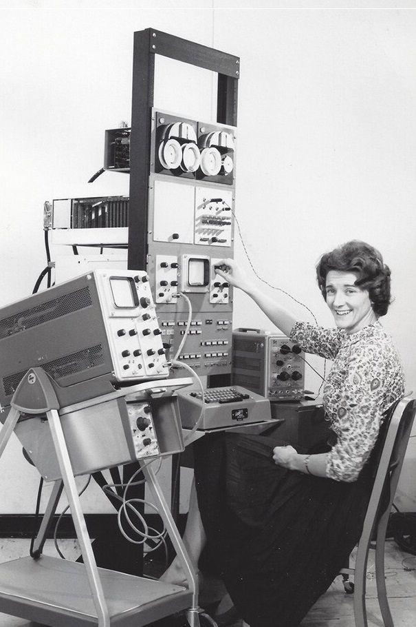 Мэри Аллен Уилкс и ее первый персональный компьютер