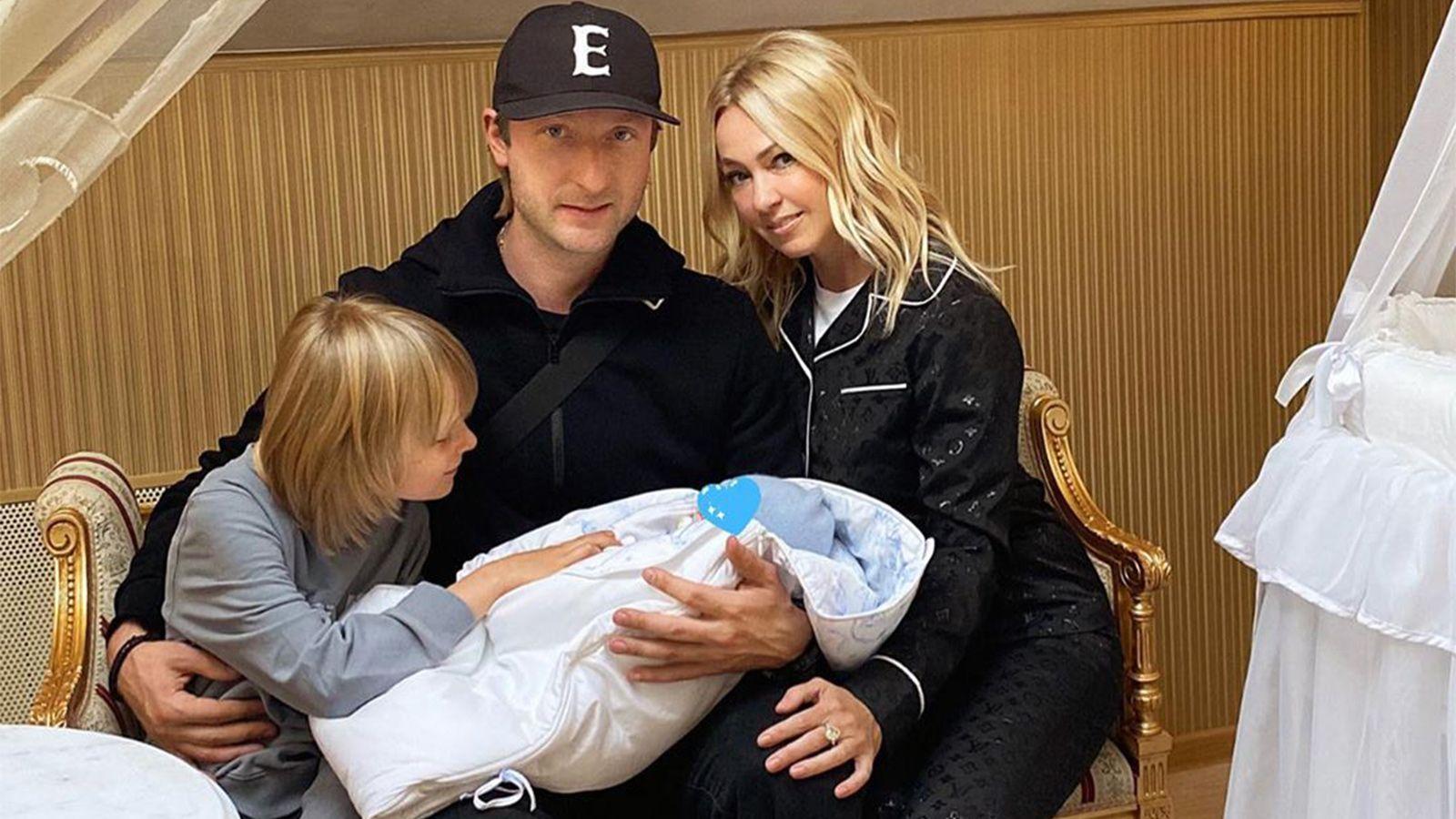 Рудковская, сын, семья