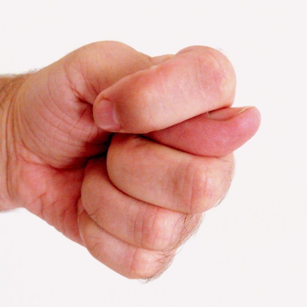 пальцы, жест
