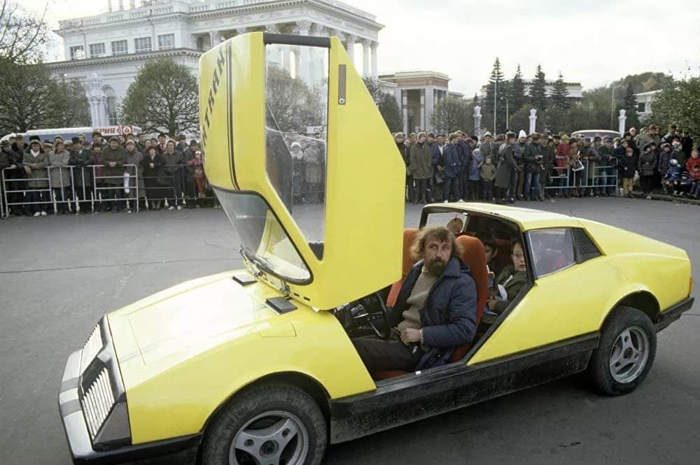 автомобиль, выставка