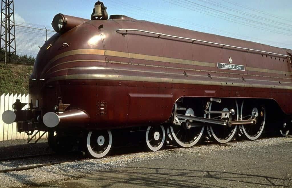 локомотив, выставка