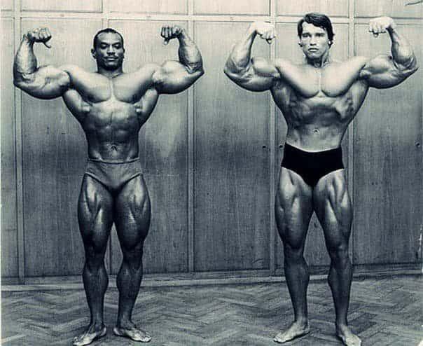 атлеты, мужчины, Шварценеггер