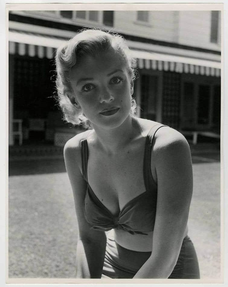 Монро, актриса