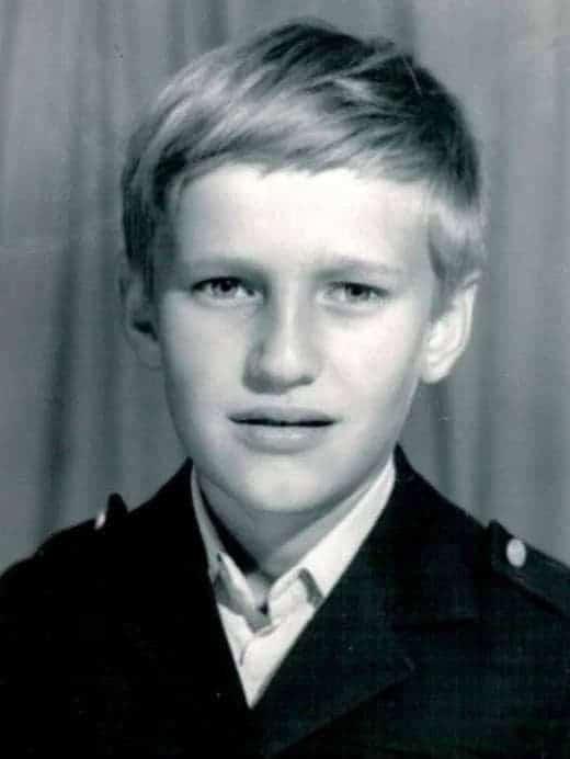 Навальный, мальчик