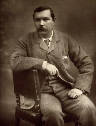 Конан Дойл, автор