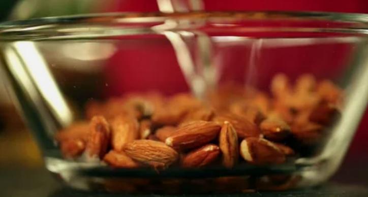Подготовка орехов