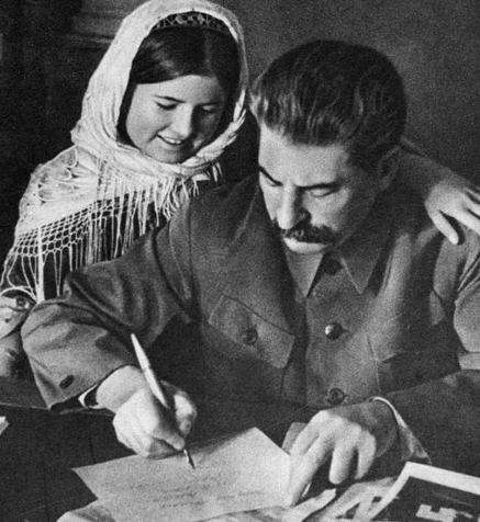 Пионерка из Таджикистана Мамлакат Нахаганова