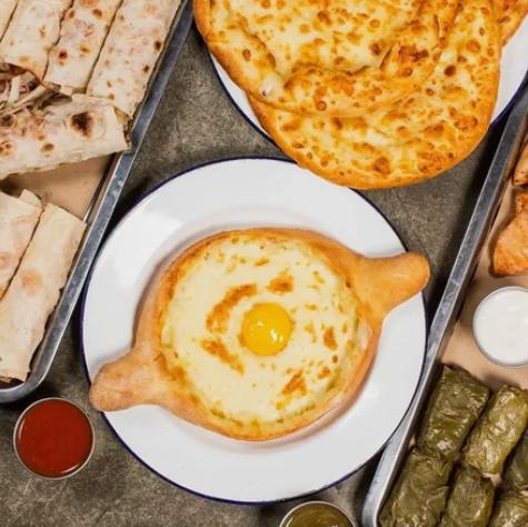 Грузинская закусочная в Москве «Вай мэ»  работает в формате самообслуживания