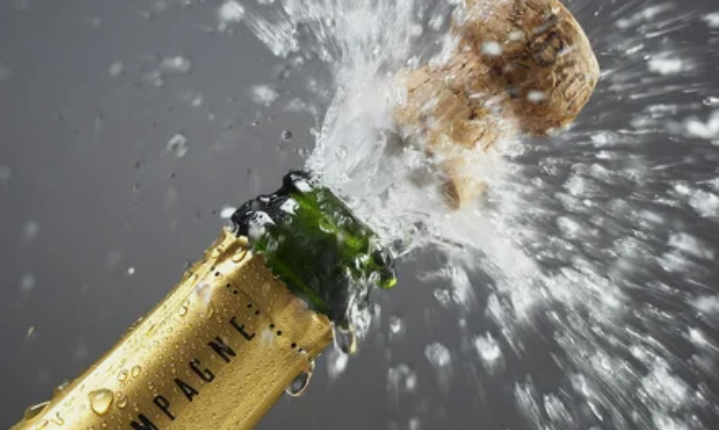 пробка от шампанского