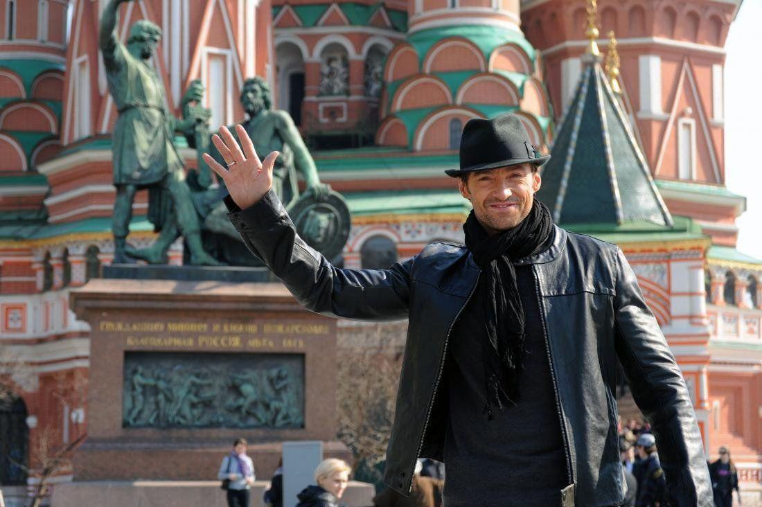 Джекман, Москва