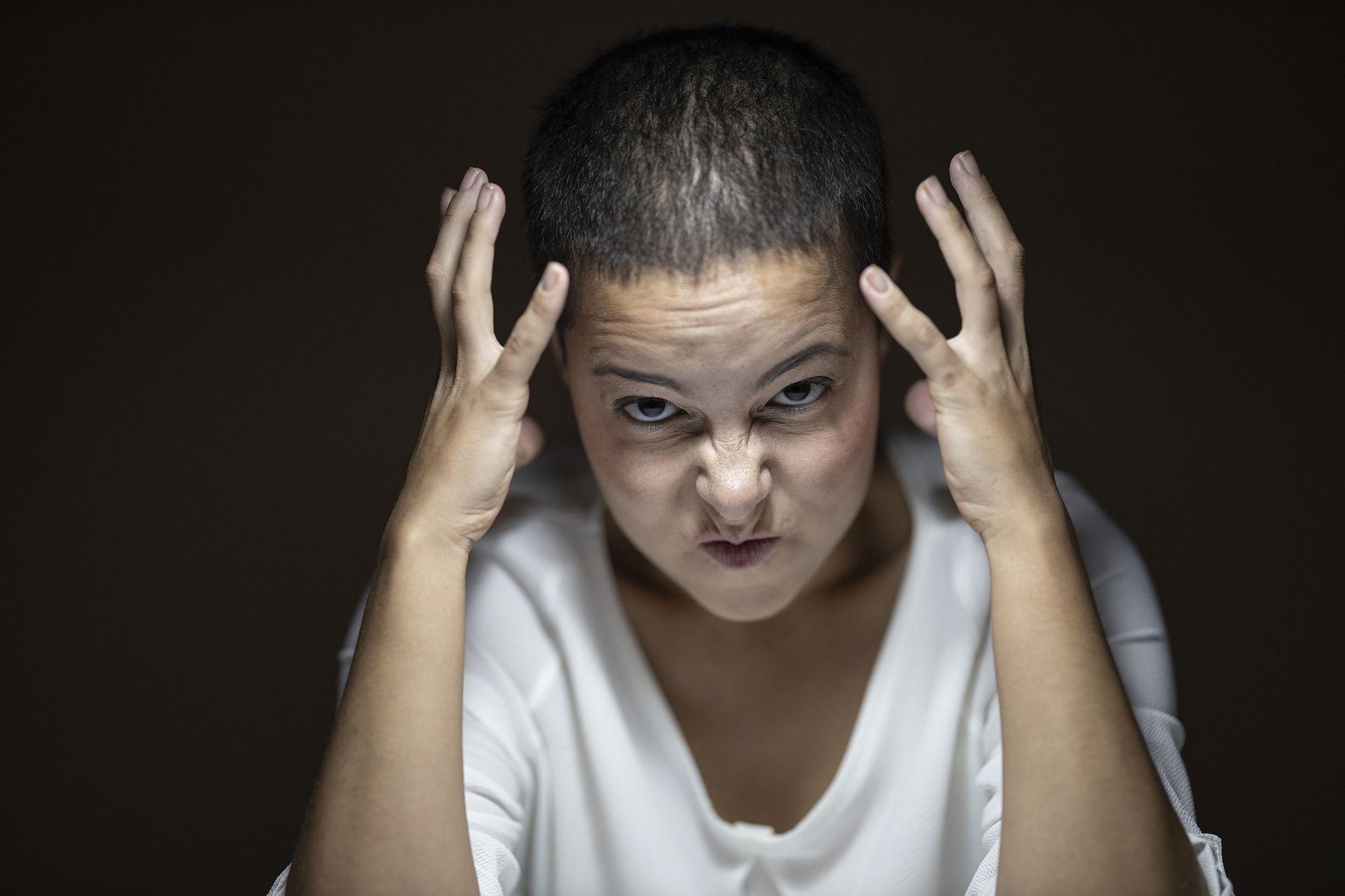 Стресс портит ваши нервы и здоровье