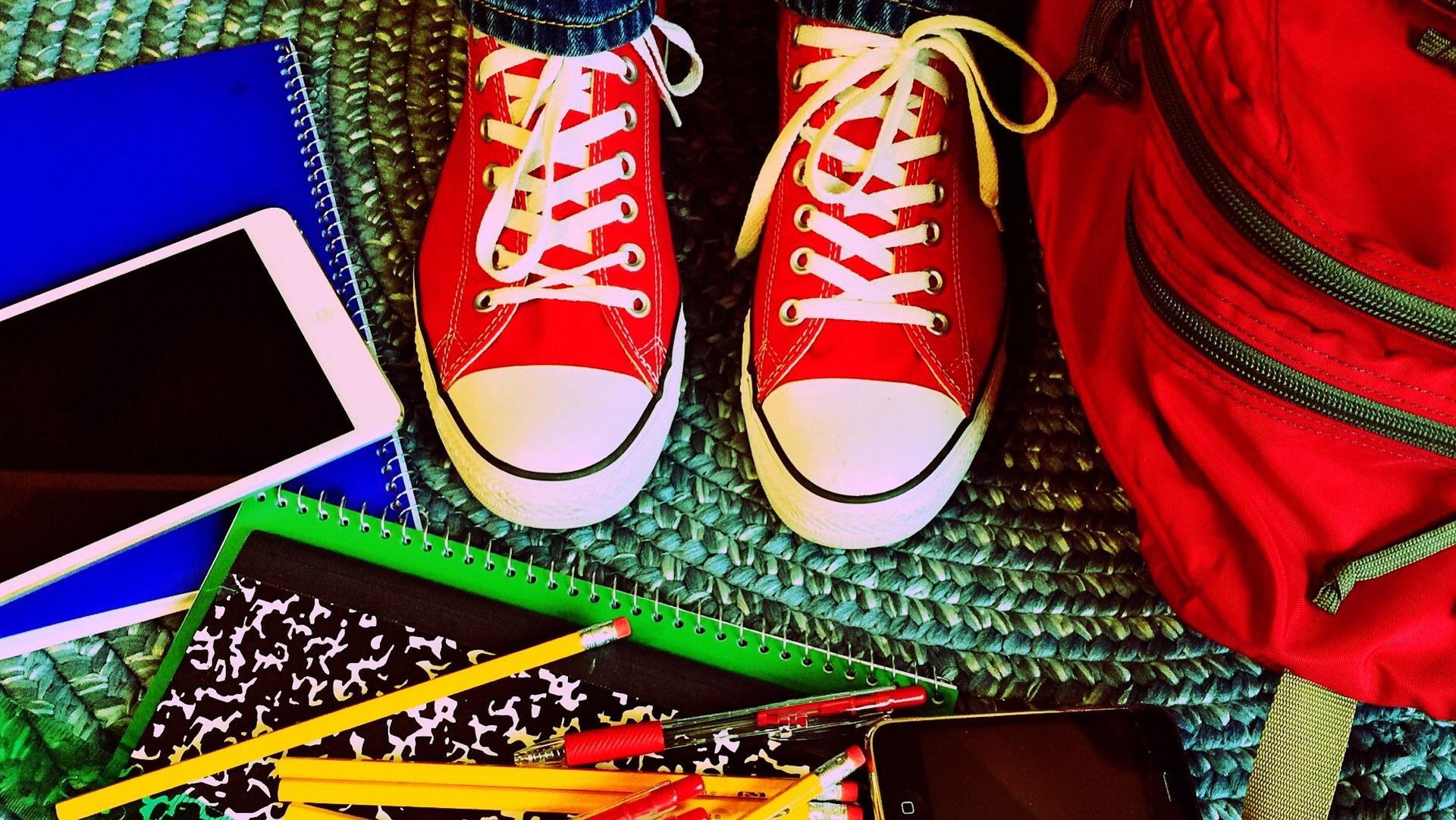 Спорт, отдых, прогулки - не пропускай их ради учебы