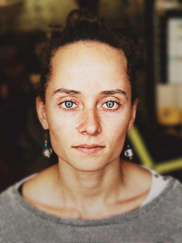 портрет, девушка