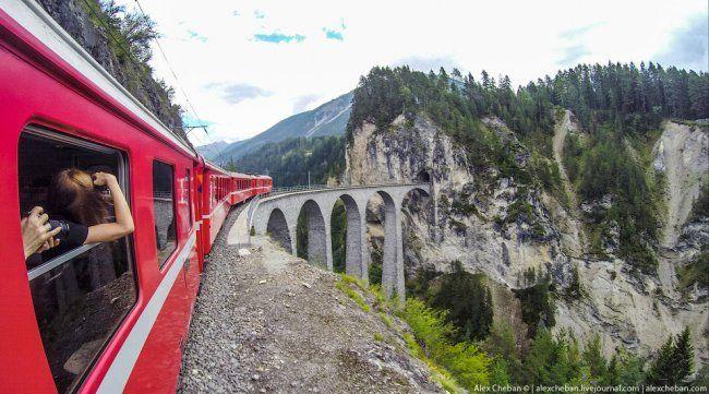 Швейцария открыта для туристов