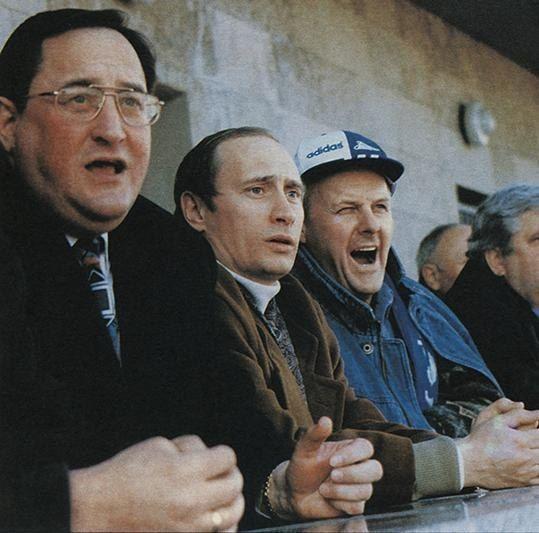 Питерские болельщики / Фото: ©fototelegraf.ru