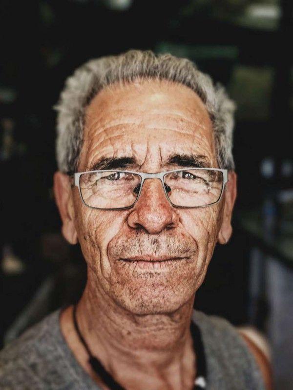 портрет, мужчина