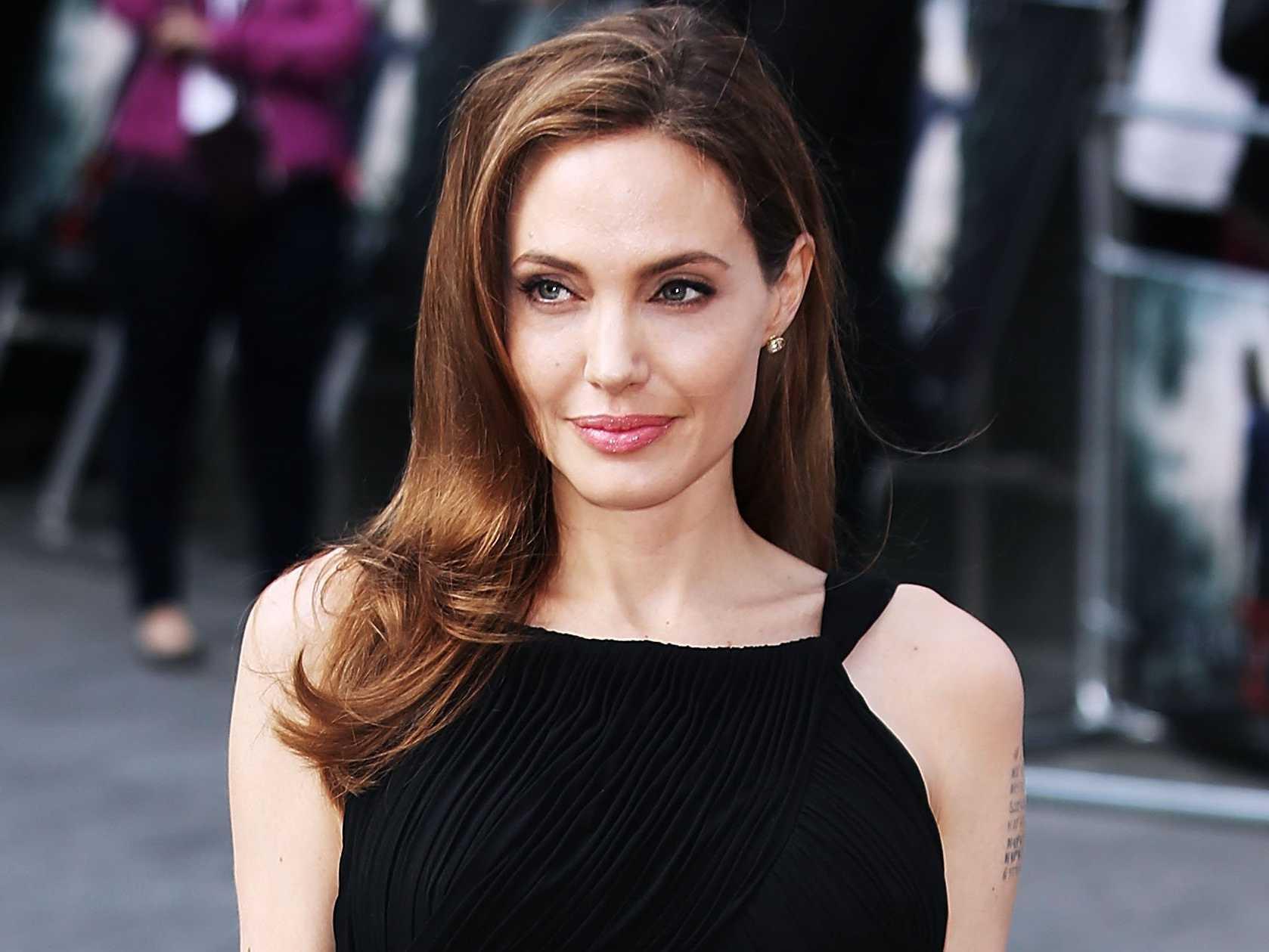 Джоли, актриса