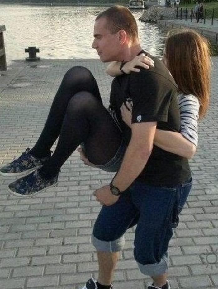 мужчина, девушка