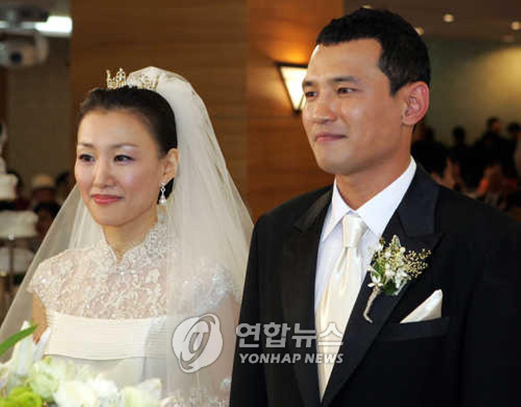 Хван Чон Мин и Ким Юн Хэ