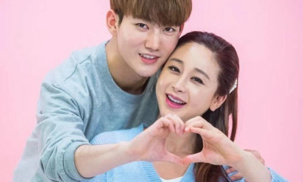 звезды, пара, Корея