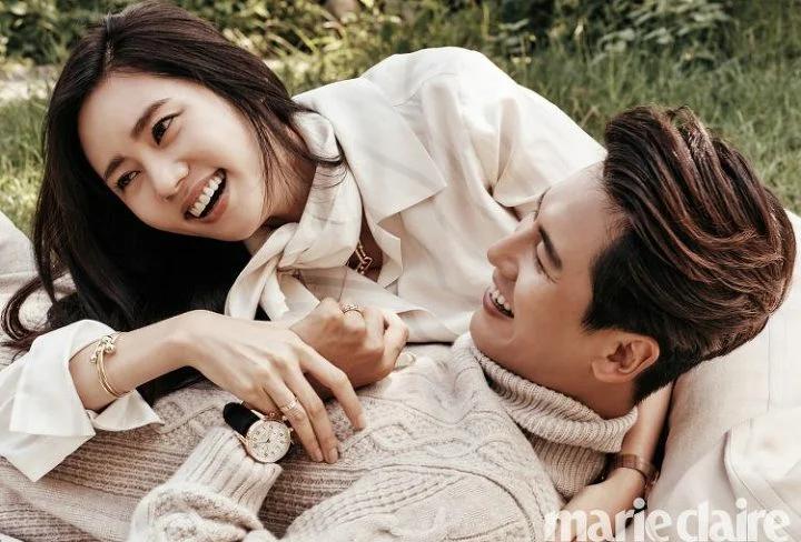 актеры, звезды, Корея, пара