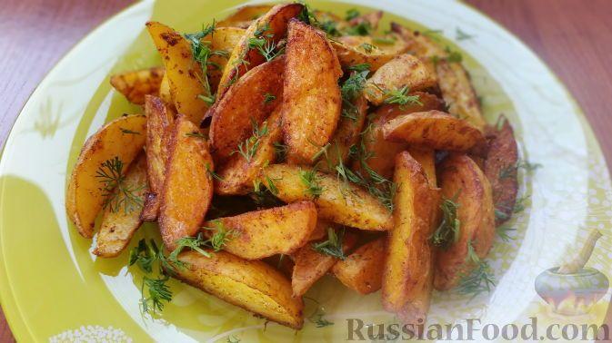 картофель, рецепт
